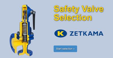 Safety Valve Zetkama